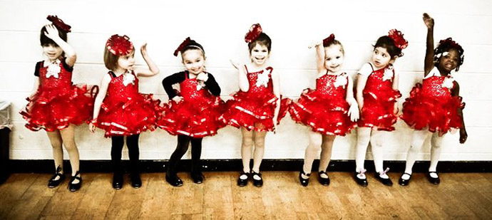Little Ones at TNT Dance Explosion