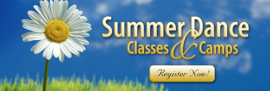 Sign up for our 2013 Summer Camps and Classes